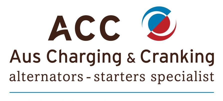 Aus Charging and Cranking Logo