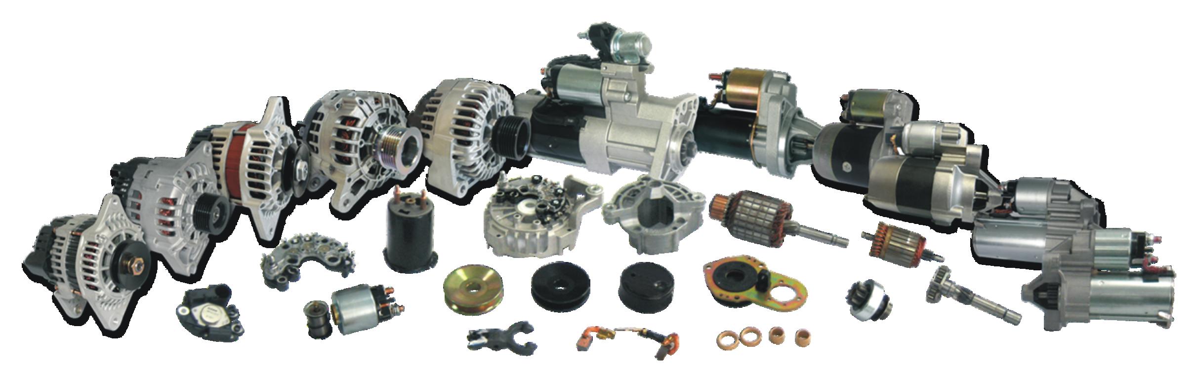 recondiitioned starter motors australia
